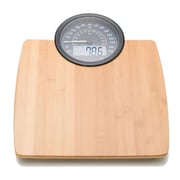vivitar® PS-V250 EcoDuo Analog/Digital Bathroom Scale, Bamboo