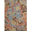 Jaipur Abstract Area Rug Polypropylene 7.6' x 9.6', Cloud White