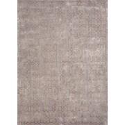 Jaipur Rectangle Area Rugs Wool & Art Silk, 2' x 3'