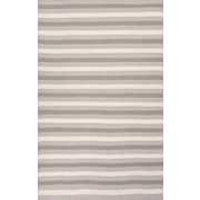 Jaipur Easy Care Area Rug 100% Polyester 5' x 8', Gray