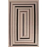 Jaipur Ribbon Rectangle Area Rug Wool, 8' x 11'