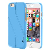 rooCASE iPhone 6 RC-IPH6-4.7-SB-BL Slim Fit Switchback Kickstand Case Cover, Blue