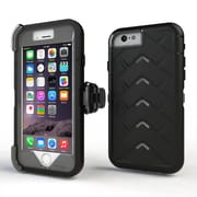 Gumdrop Cases Drop Tech V2 Carrying Case For Apple iPhone 6, Black/Smoke