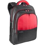 Belkin® Backpack For 13 Notebook, Black/Red
