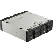 "Enermax EMK 5 1/4"" Series Mobile Rack With 4x 2 1/2"" HDD/SSD Bays"