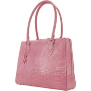 Mobile Edge Komen Milano Handbag For Notebook, Pink