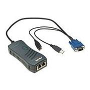 Lantronix® SecureLinx Spider SLS200 KVM/USB Extender