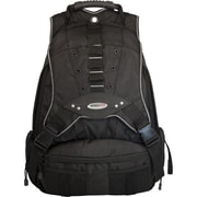 Mobile Edge Premium Backpack, Black/Silver