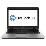 HP® Smart Buy EliteBook 820 G1 12.5 Notebook, Intel Dual-Core i7-4600U