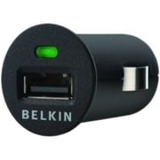 Belkin® F8Z445ttP 1 A Single Micro Car Charger, Black