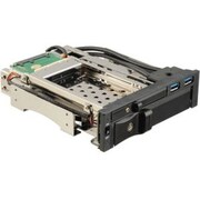 "Enermax EMK 5 1/4"" Series Mobile Rack With 1x 3 1/2"" HDD Bay/1x 2 1/2"" SSD/HDD Bay"