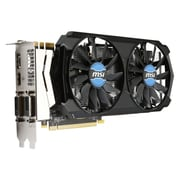 msi® GTX 970 4GD5T OC Graphics Card, 4GB GDDR5