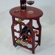 Proman Apachi 11 Bottle Wine Rack