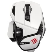 Mad Catz® R.A.T.™ Wireless Mobile Mouse, White