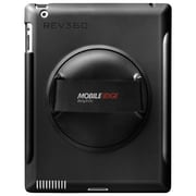 Mobile Edge REV 360? Rotating - Case For Tablet - ME-REV01 - Black - For Apple iPad (3rd generation), iPad 2