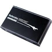 Kanguru™ Defender HDD™ 2TB External USB 3.0 Secure Hard Drive (Matte Black)
