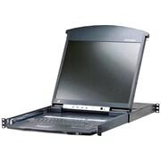 Aten KL1508AiM 8-Port 17 Dual Rail CAT5 LCD KVM Switch