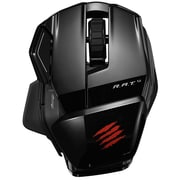 Mad Catz® R.A.T. Wireless Mobile Mouse, Matte Black
