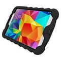 Gumdrop Hideaway Case With Stand For 8in. Samsung Galaxy Tab 4, Black