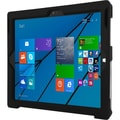 Incipio® Feather® Ultra Thin Snap-On Case For Microsoft Surface Pro 3, Black