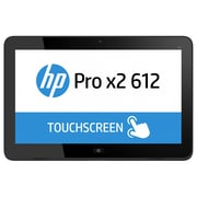 HP® Smart Buy x2 G1 12.5 4GB Windows 8.1 Pro Tablet PC With Keyboard, Intel i5-4302Y 1.6 GHz, Black