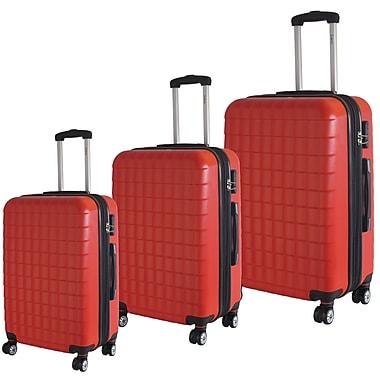 McBRINE Eco Friendly 3-Piece Luggage Set Consisting of 28