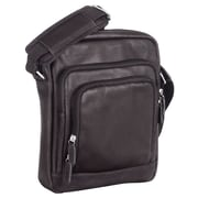 """Mancini Unisex Totes for Electronic Tablets RFID Secure Pocket, 8""""x 1.75""""x 9.75"""""""
