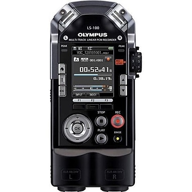 Olympus LS-100 Digital Voice Recorder, 4GB