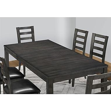 Monarch Veneer Top Dining Table 38