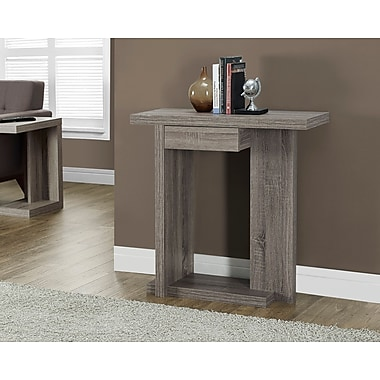 Monarch Hall Console Side/Accent Table, Reclaimed-Look, 32