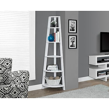 Monarch Corner Accent Etagere, 72