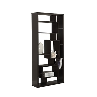 Monarch Hollow-Core Bookcase 72