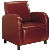 Wildon Home   Accent Armchair; Red