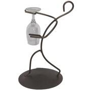 Metrotex Designs Tabletop Wine Glass Rack; Meteor