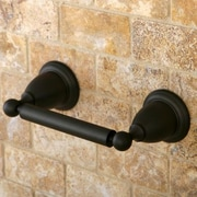 Kingston Brass Heritage Wall Mounted Toilet Paper Holder; Oil Rubbed Bronze