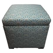 Sole Designs Tamara Ottoman; Bonjour Capri