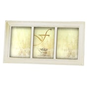 Fetco Home Decor Longwood Triple Picture Frame