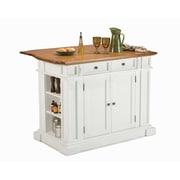 Home Styles Kitchen Island; White