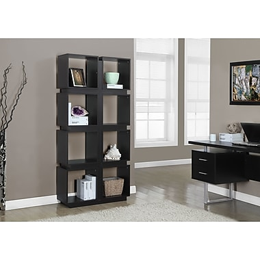 Monarch Hollow-Core Bookcase 71