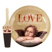 PS Collection Love Cupid Server and Cake Stand