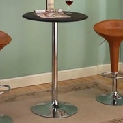 InRoom Designs Counter Height Pub Table
