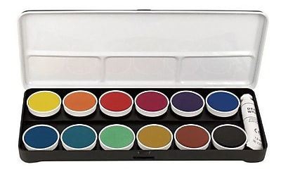 Finetec Watercolor Paint (Set of 12) WYF078276477370