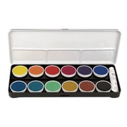 Finetec Watercolor Paint (Set of 12)