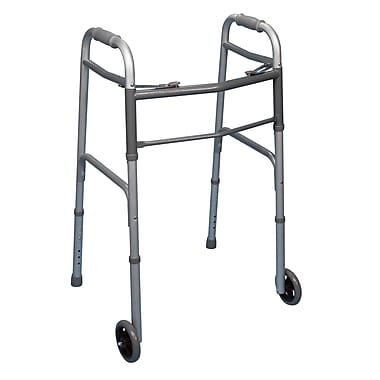 Bilt-Rite Mutual Double Button Walker