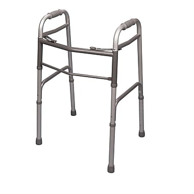 Bilt-Rite Mutual Double Button Walker,