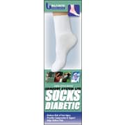 Bilt-Rite Mutual, BR Sox Plus System, White, Unisex, 2 pack (10-86020-XL-2)