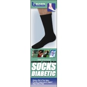 Bilt-Rite Mutual, BR Sox Plus System, Black, Unisex, 2 pack (10-86021-XL-2)