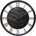 Infinity Instruments 40'' Wheel XXL Wall Clock