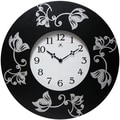 Infinity Instruments 22'' Lily Wall Clock