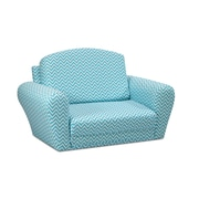 KidzWorld Cosmo-Girly Kids Sleeper Sofa